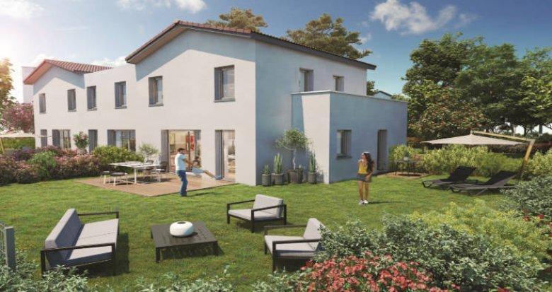 Achat / Vente programme immobilier neuf Toulouse quartier Saint-Agne (31000) - Réf. 5598