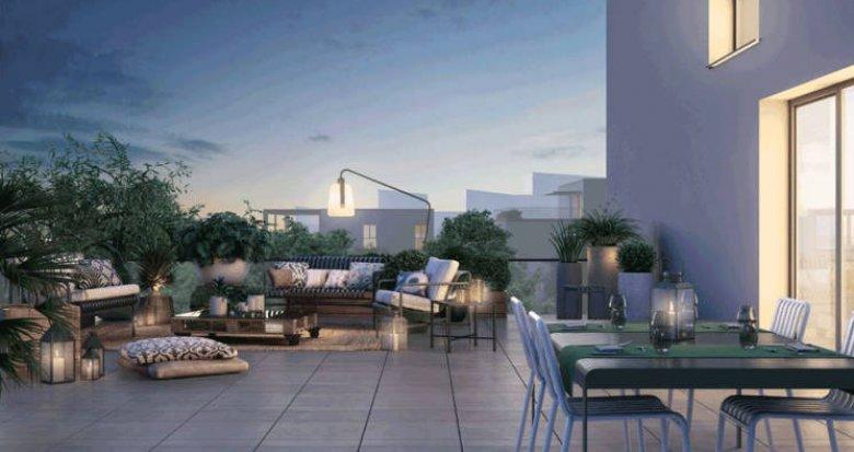 Achat / Vente programme immobilier neuf Toulouse secteur de la Cartoucherie (31000) - Réf. 5381