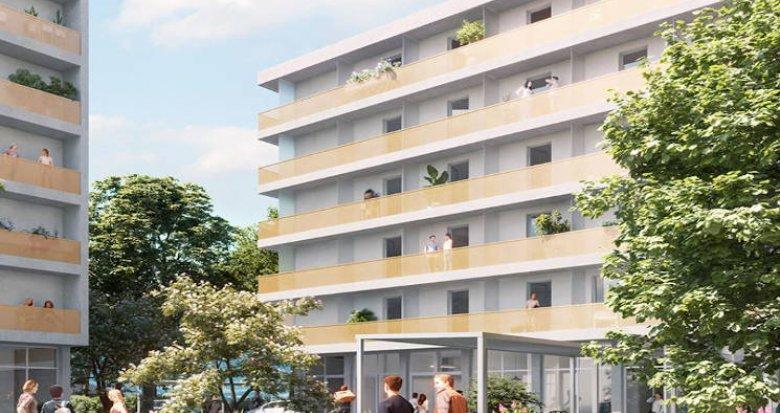 Achat / Vente programme immobilier neuf Toulouse secteur étudiant de Rangueil (31000) - Réf. 4849