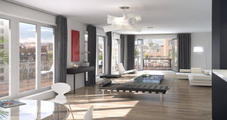 Achat / Vente programme immobilier neuf Toulouse secteur les Arènes (31000) - Réf. 3295
