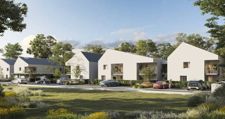 Achat / Vente programme immobilier neuf Toulouse secteur pavillonnaire Saint-Simon (31000) - Réf. 5145