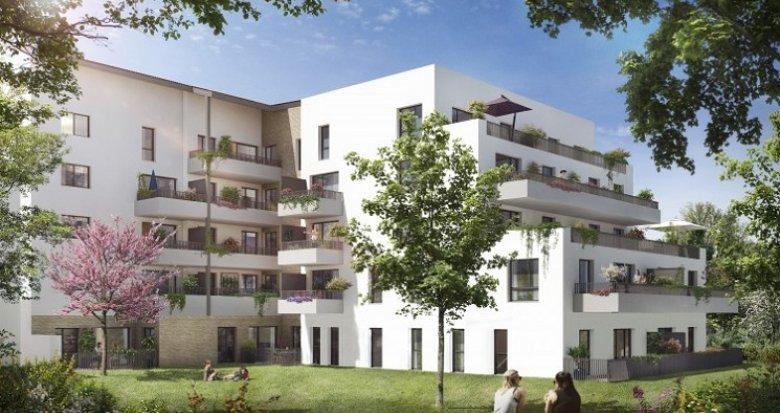 Achat / Vente programme immobilier neuf Toulouse secteur Pont des Demoiselles (31000) - Réf. 5603