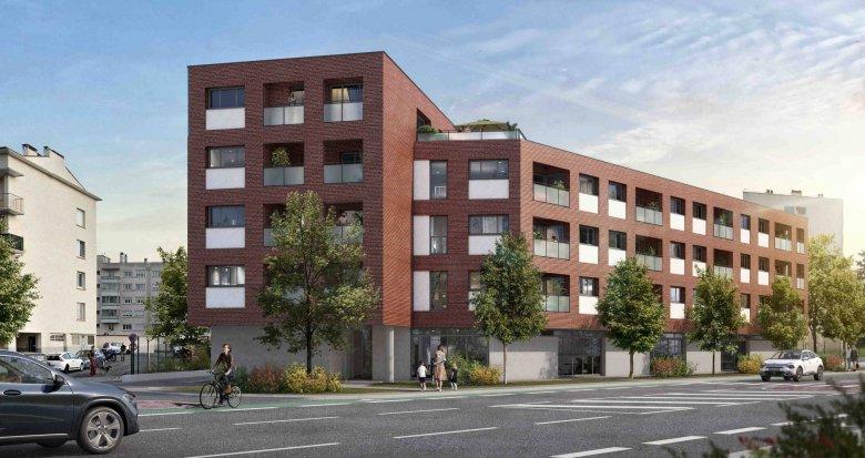 Achat / Vente programme immobilier neuf Toulouse secteur Ponts Jumeaux (31000) - Réf. 6297