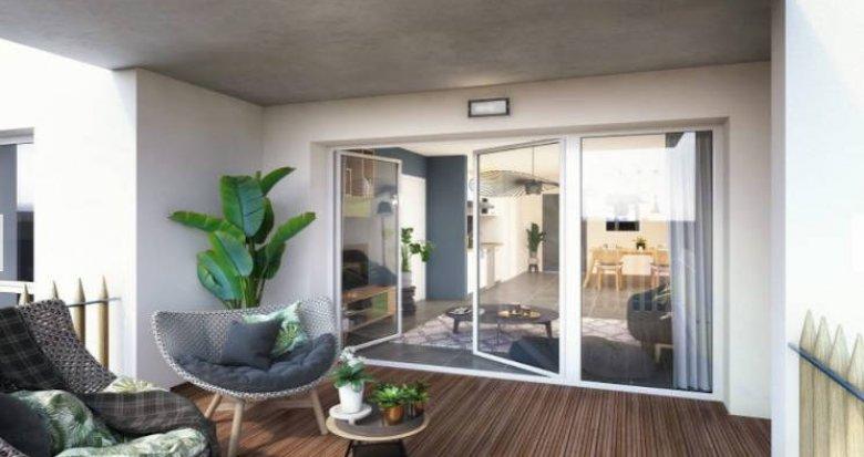 Achat / Vente programme immobilier neuf Toulouse Secteur St-Martin-du-Touch (31000) - Réf. 4666