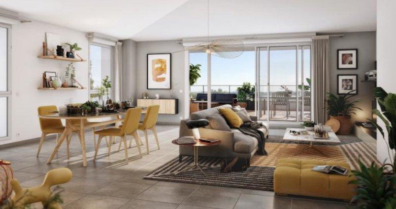 Achat / Vente programme immobilier neuf Toulouse sur les hauteurs de Pech David (31000) - Réf. 5110