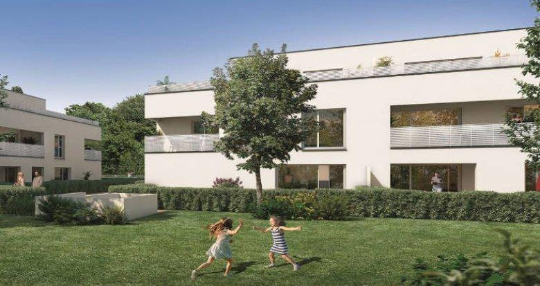 Achat / Vente programme immobilier neuf Tournefeuille aux portes de Toulouse (31170) - Réf. 4463