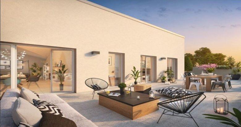 Achat / Vente programme immobilier neuf Tournefeuille proche centre-ville (31170) - Réf. 3154