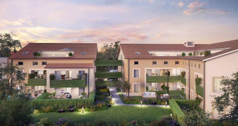 Achat / Vente programme immobilier neuf Tournefeuille proche écoles et commodités (31170) - Réf. 4565